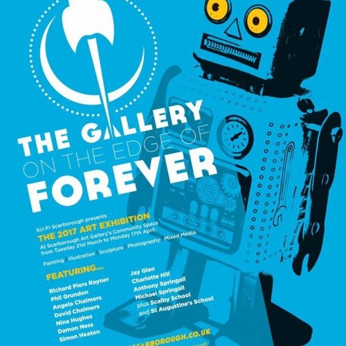 The Gallery On The Edge Of Forever