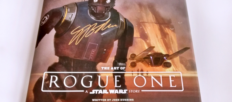 Special Rogue One raffle